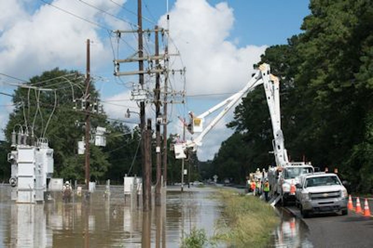 Entergy Louisiana Opens Customer Information Centers