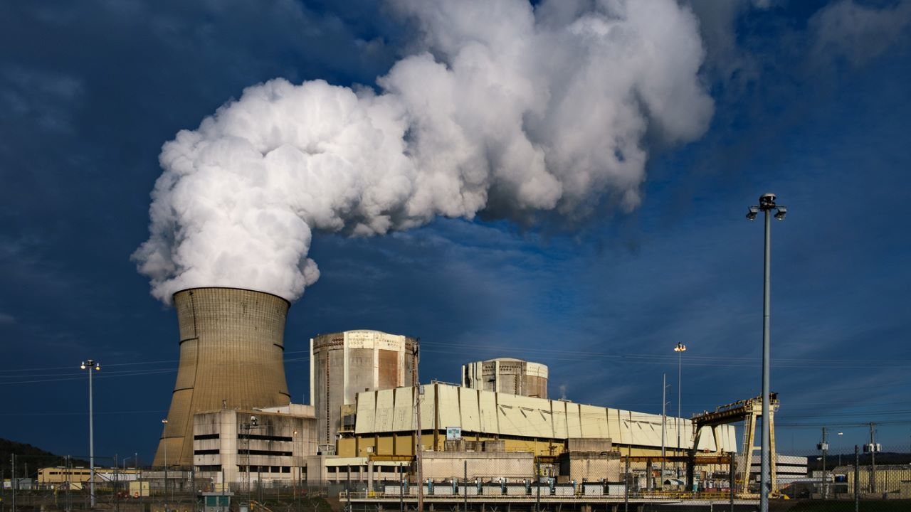 Clean, dependable power from Arkansas Nuclear One near Russellville is one of the key reasons Entergy Arkansas is able to lower rates beginning in April.