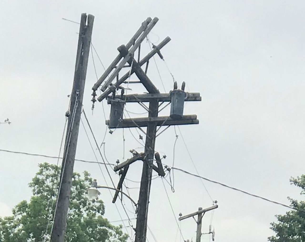 The latest information regarding Texas storm outages
