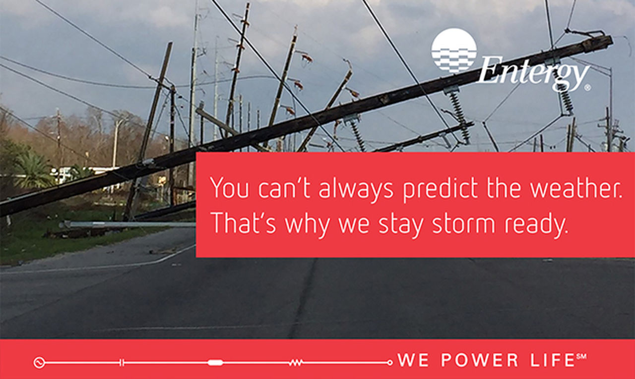 Are You Ready for the Season? Entergy Offers Hurricane