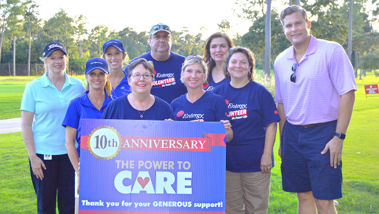 10th Annual Power to Care Charity Golf Classic Breaks Record