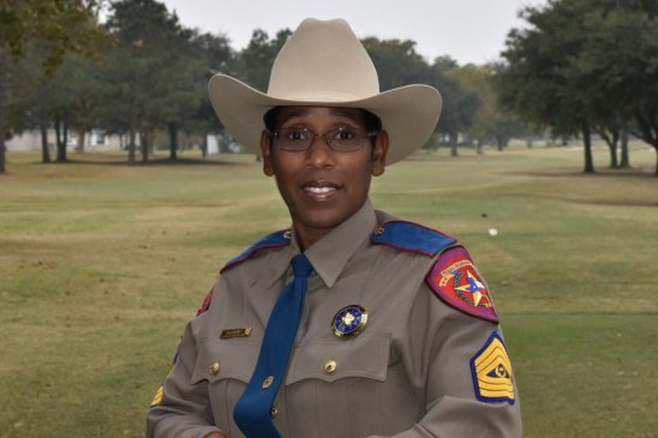 Sgt. Stephanie Davis is a spokesperson for the Texas Department of Public Safety.