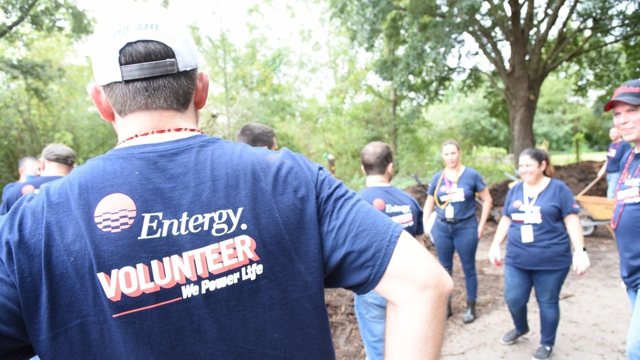 Entergy has been named to The Civic 50 for fifth consecutive year.