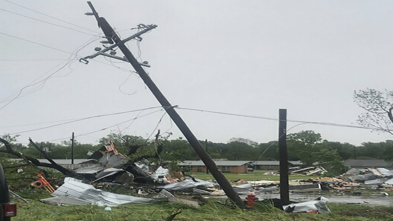 Entergy Working to Restore Power After Severe Storms