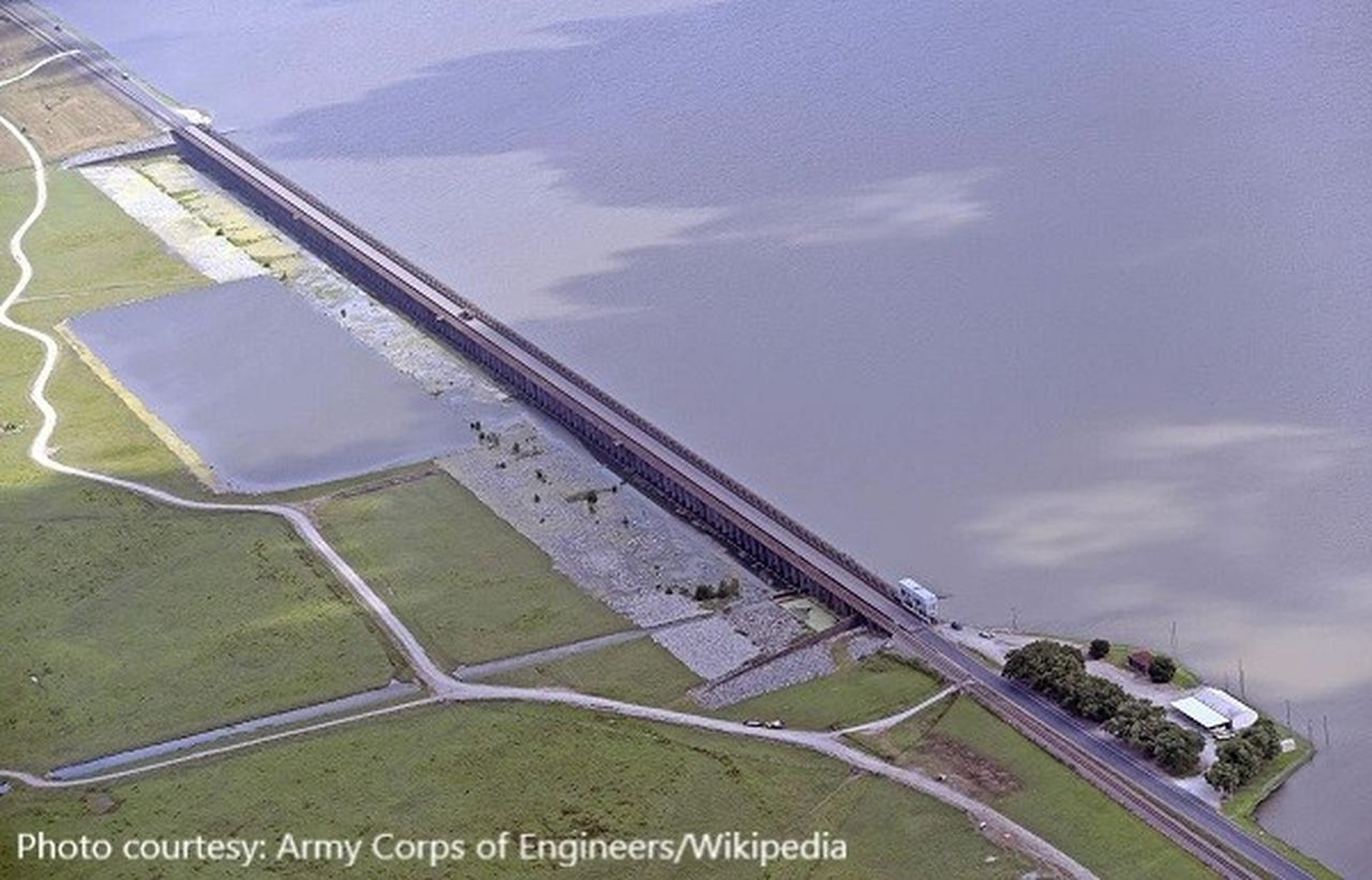 Photo courtesy: Army Corps of Engineers/Wikipedia