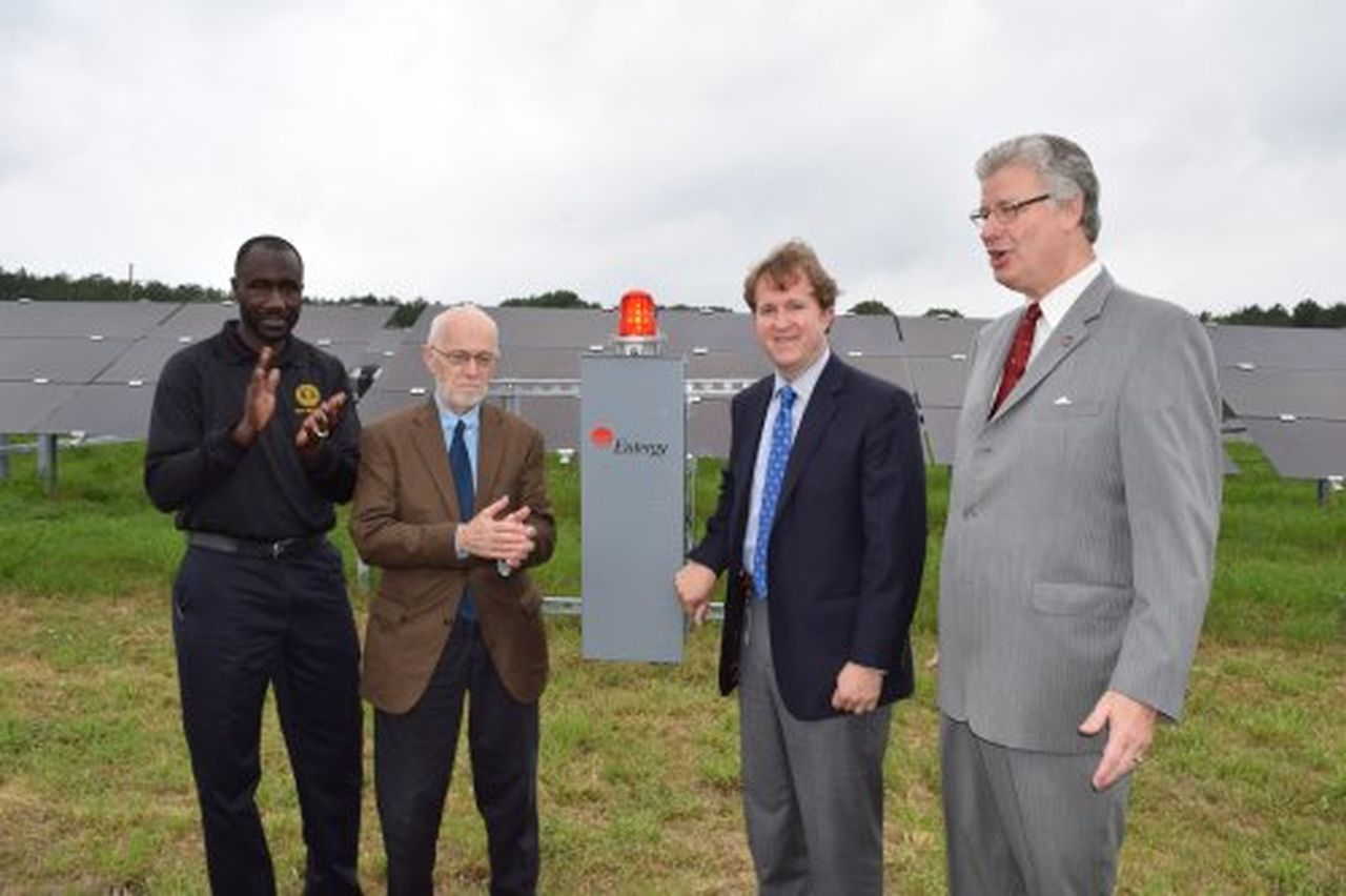 Power to the People: Entergy Mississippi Dedicates Hinds Solar Site