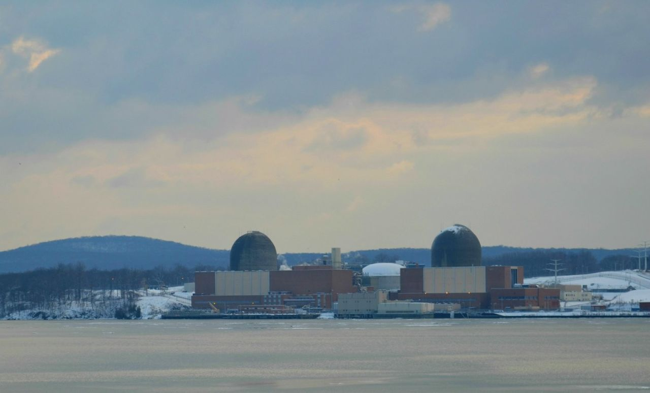 Entergy's Indian Point Unit 3 nuclear power plant returned to service yesterday.